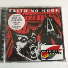 CDs de Música: FAITH NO MORE - KING FOR A DAY FOOL FOR A LIFETIME (1995). Lote 160806098