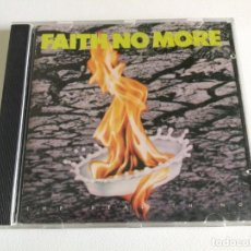 CDs de Música: FAITH NO MORE - THE REAL THING (1989). Lote 160806682