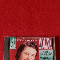 CDs de Música: ANTONIO MOLINA. Lote 160811984