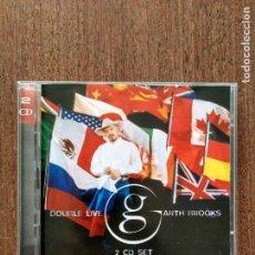 CDs de Música: DOBLE CD GARTH BROOKS DOUBLE LIVE. Lote 160821746
