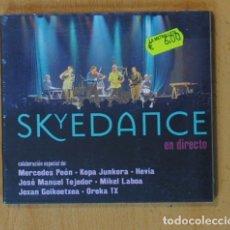 CDs de Musique: SKYEDANCE - EN DIRECTO - CD. Lote 160836081