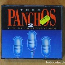 CDs de Música: PANCHOS - TODO PANCHOS 2 - 2 CD. Lote 160837265