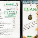 CDs de Música: ANTOLOGÍA DEL CORO DE LA HDAD. DEL ROCÍO DE TRIANA. Lote 160855454
