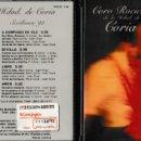 CDs de Música: CORO ROMERO DE LA HERMANDAD DE CORIA - A COMPASES DE OLES. Lote 160861466