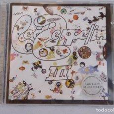 CDs de Música: LED ZEPPELIN ( LED ZEPPELIN III ) 1994 - GERMANY CD . Lote 160863158