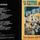 CDs de Música: 51 EXITOS POR COROS ROCIEROS 2CD. Lote 160863830