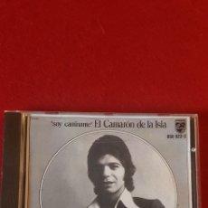 CDs de Música: CAMARÓN DE LA ISLA SOY CAMINANTE. Lote 160868444