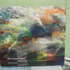 CDs de Música: DRA YANG PROJECTSIX ELEMENTS CD ALBUM DIGIPACK PEPETO. Lote 160869258