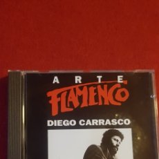 CDs de Música: ARTE FLAMENCO DIEGO CARRASCO. Lote 160875080