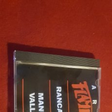 CDs de Música: ARTE FLAMENCO RANCAPINO, MANUEL VALLEJO. Lote 160875544