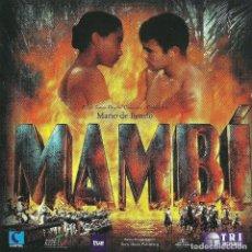 CDs de Música: MAMBI / MARIO DE BENITO CD BSO. Lote 160894250