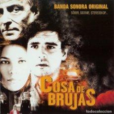 CDs de Música: COSA DE BRUJAS / MARIO DE BENITO, VARIOS CD BSO. Lote 160894506