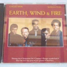 CDs de Música: EARTH, WIND & FIRE ( COLLECTION ) 1991 - AUSTRIA CD. Lote 160919510