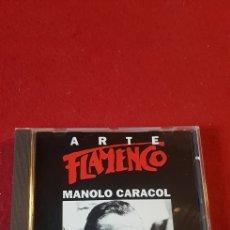 CDs de Música: ARTE FLAMENCO MANOLO CARACOL. Lote 161004518