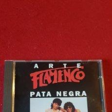 CDs de Música: ARTE FLAMENCO PATA NEGRA. Lote 161004713