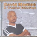 CDs de Música: DAVID MONTES & TROPICO ELECTRICO (CD) 1999 - 12 TEMAS. Lote 161008634