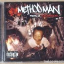 CDs de Música: METHOO MAN - TICAL 0: THE PREQUEL (CD) 2004 - 19 TEMAS. Lote 161014058