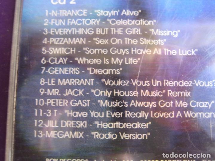 CDs de Música: Puzzletron 3 DOBLE CD BOY RECORDS 1995 - ELECTRONICA - HOUSE - MAKINA - 25 TEMAS - Foto 4 - 161063214
