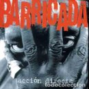 CDs de Música: BARRICADA. ACCION DIRECTA.DRO 8573828272. 2000. PRECINTADO. Lote 161064086