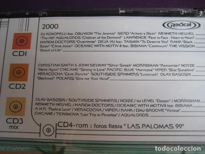 CDs de Música: Radical Vol. 0 TRIPLE CD + CD ROM CON FOTOS - NEW RECORDS 2000 - ELECTRONICA TRANCE EURO HOUSE - Foto 3 - 161070910