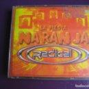 CDs de Música: RADICAL - LA FIESTA NARANJA DOBLE CD BIT MUSIC 2001 - ELECTRONICA TRANCE HARD HOUSE . Lote 161071362