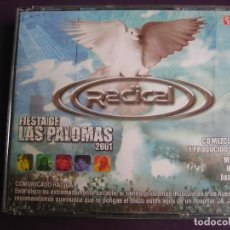 CDs de Música - Radical - Fiesta De Las Palomas 2001 TRIPLE CD BIT MUSIC 2001 - ELECTRONICA HARD HOUSE - TRANCE - 161071598
