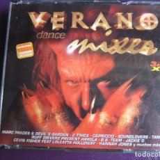CDs de Música - Verano Dance Mixes - triple cd tempo music 1999 - electronica - euro house trance techno - 161073282