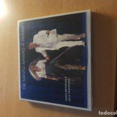 CDs de Música: MARIA BETHANIA Y ZECA PAGODINHO, DE SANTO AMARO A XEREM; DOBLE CD PRECINTADO. Lote 161081930