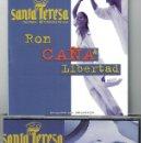 CDs de Música: RON, CAÑA Y LIBERTAD - SABROSISIMO (CD, SANTA TERESA 1998). Lote 161083134