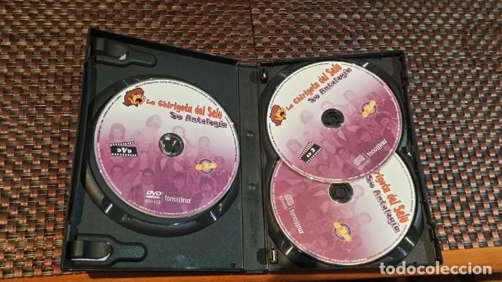 CDs de Música: carnaval de cádiz, la chirigota del selu presenta su antología, contiene 2 cds y 1 DVD - Foto 2 - 161083474