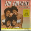 CDs de Música: CD THE CRYSTALS : 16 GREATEST HITS ( PHIL SPECTOR SOUND ). Lote 161092830