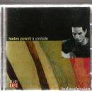 CDs de Música: CD BADEN POWELL : A VONTADE ( BRAZIL TIME LIFE ). Lote 161094702