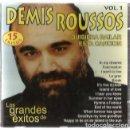 CDs de Música: CD DEMIS ROUSSOS : 15 GRANDES EXITOS (QUISIERA CANTAR ESTA CANCION). Lote 161095154