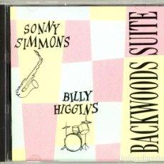 CDs de Música: SONNY SIMMONS - BACKWOODS SUITE - CD . Lote 161101022