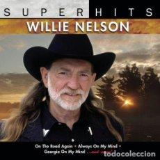 CDs de Música: WILLIE NELSON - SUPER HITS - CD. Lote 161104086
