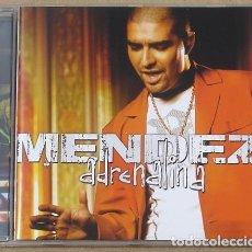 CDs de Música: MENDEZ - ADRENALINA (CD) 2003 - 13 TEMAS . Lote 161128586