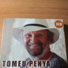 CDs de Música: TOMEU PENYA 30 CANÇONS 2017. Lote 161130786