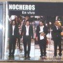 CDs de Música: NOCHEROS - EN VIVO, TEATRO COLON (CD) 2002 - 10 TEMAS - ED. ARGENTINA. Lote 161153690