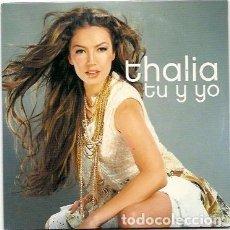CDs de Música: THALIA. TU. Y YO. (CD SINGLE 2002). Lote 161154958