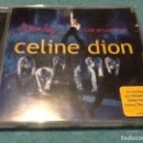 CDs de Música: CELINE DION - A NEW DAY LIVE IN LAS VEGAS - CD. Lote 161171158