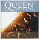CDs de Música: LMV - QUEEN + PAUL RODGERS. RETURNS OF THE CHAMPIONS. VOL.2. LIBRO+ CD. PRECINTADO. Lote 161179970