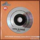 CDs de Música: LORÈNE DE RATULD (PIANO) MOZART (FANTASIE EN UT MINEUR) SCHUMANN (ANDANTE VON VARIAZIONI). Lote 161185270