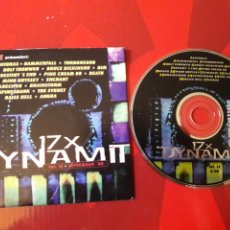 CDs de Música: DYNAMIT NR. 13 CD HEAVY METAL ANTHRAX TURBONEGRO HAMMERFALL BOLT THROWER BRUCE DICKINSON HIM DEATH. Lote 161207588
