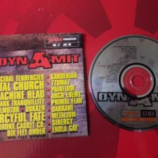 CDs de Música: DYNAMIT NR 17 CD HEAVY METAL - SUICIDAL TENDENCIES METAL CHURCH MACHINE HEAD MERCYFUL FATE ETC. Lote 161211454