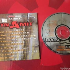 CDs de Música: DYNAMIT NR 19 CD HEAVY METAL - UDO CANNIBAL CORPSE ROYAL HUNT MY DYING BRIDE DANZIG OVERKILL ETC. Lote 161213560