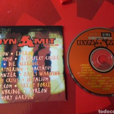 CDs de Música: DYNAMIT NR 22 CD HEAVY METAL - EIDOLON EVERON A PERFECT CIRCLE EDGUY THE GATHERING METALIUM ETC. Lote 161216037