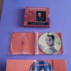 CDs de Música: FREDDIE MERCURY/QUEEN/SOLO/THE VERY BEST/2 CD BOX SET/AÑO 2000/26 TRACKS/. Lote 161281310