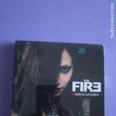 CDs de Música: THE FIRE – ABRACADABRA SELLO: VALERY RECORDS – VRCD 080 FORMATO: CD, ALBUM, SLIPCASE ITALIA.. Lote 161289106