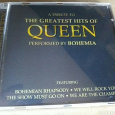 CDs de Música: QUEEN. THE GREAT HIST OF. Lote 161312041