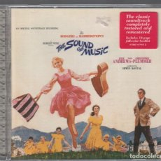 CDs de Música: THE SOUND OF MUSIC - AN ORIGINAL SOUNDTRACK RECORDING / CD DE 2000 RF-1586 , PERFECTO ESTADO. Lote 161345246